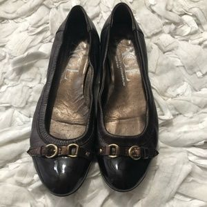 AGL Made In Italy Ballet Flats Size 39.5